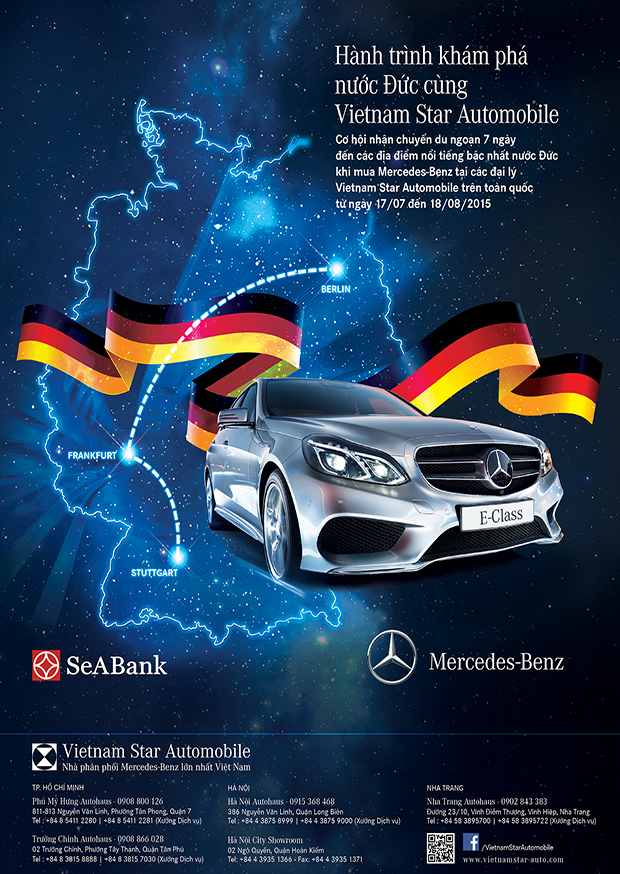 Print ads for mercedes benz mocthuy communication for Mercedes benz strategic plan